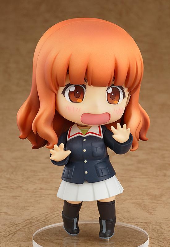 Nendoroid 434 Girls und Panzer Saori Takebe Good Smile Action Figure