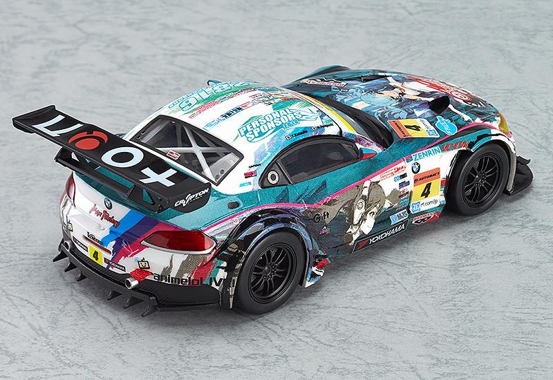 Good Smile Hatsune Miku Z4 2014 2nd Race Victory Ver