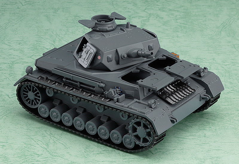 Nendoroid More: Panzer IV Ausf  D