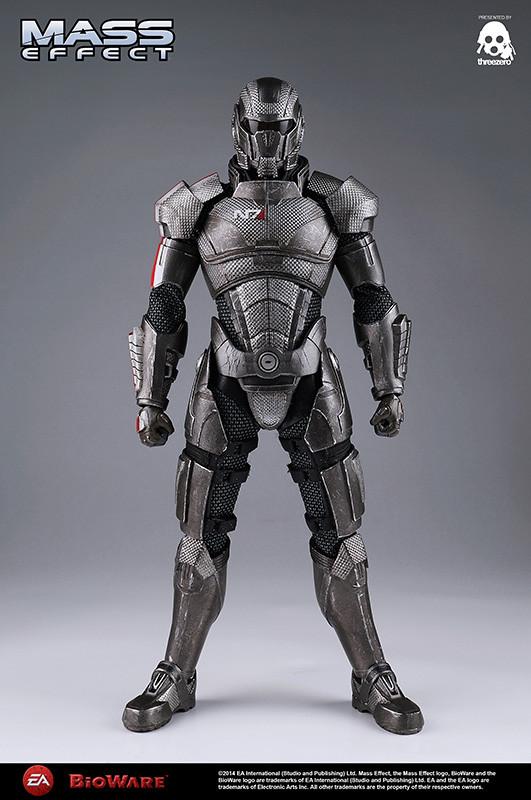 Mass Effect 3 Commander Shepard