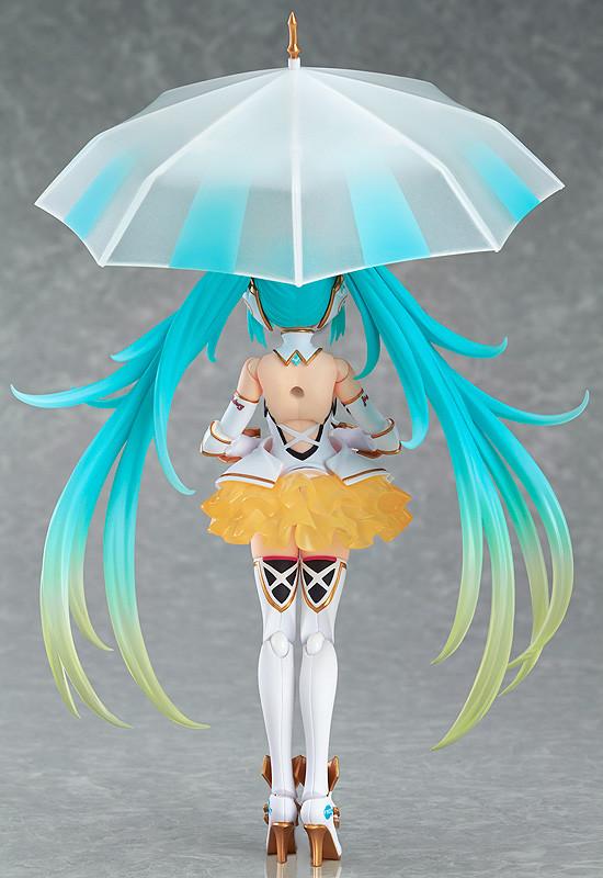 Hatsune Miku Figma SP-060 Knight Racing Miku MovableModel Kit Toy Decoration