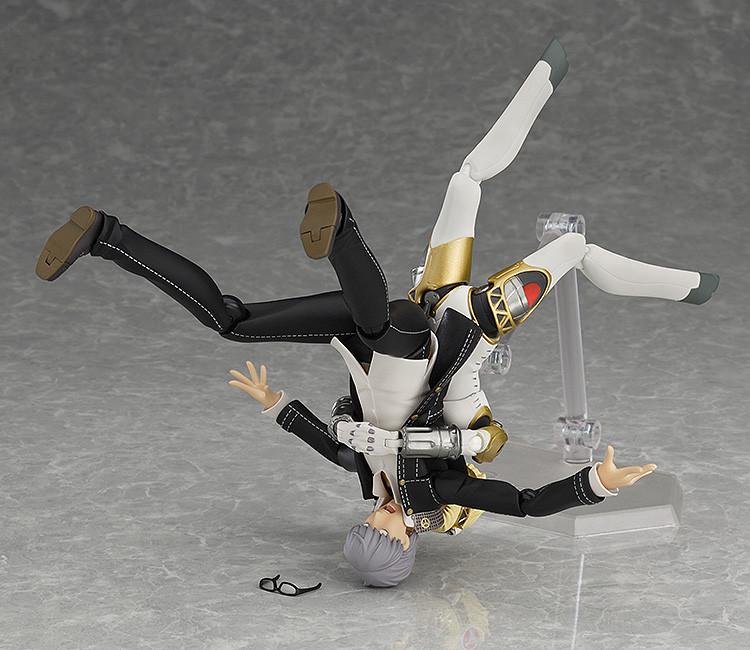 figma Persona 4 Yu Narukami Figure The Ultimax Ultra Suplex Hold Official Japan