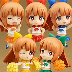 Nendoroid More: Dress Up Cheerleaders
