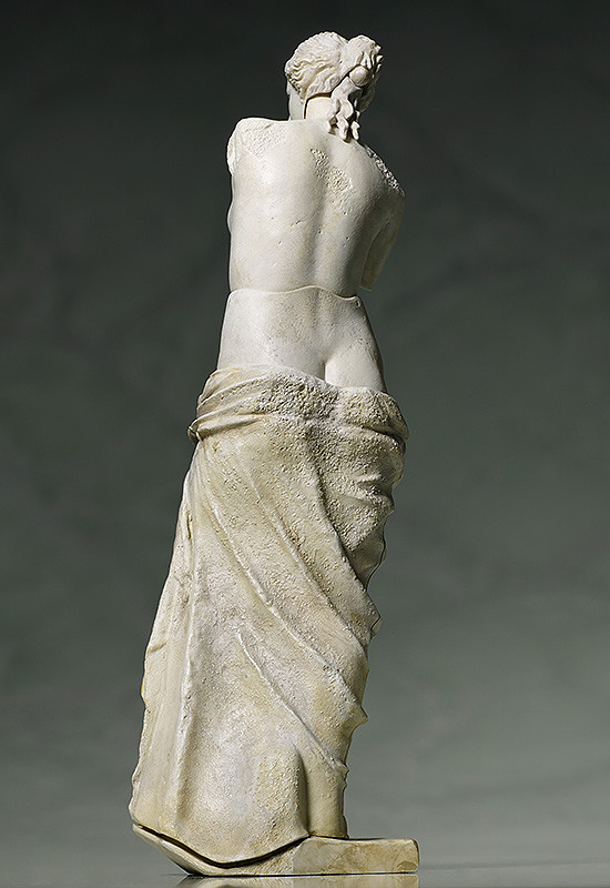 ミロ の ヴィーナス 腕