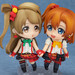Features holding hand parts designed for use with the original LoveLive! Nendoroids. (Sold separately)