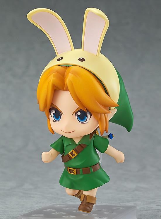 Link Majora/'s Mask 3D Version Good Smile Company 553 Legend of Zelda Nendroid