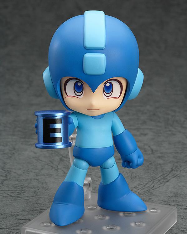 Nendoroid 556 ~ Mega Man Figure ~ Megaman Rockman Rock man ~ Licensed