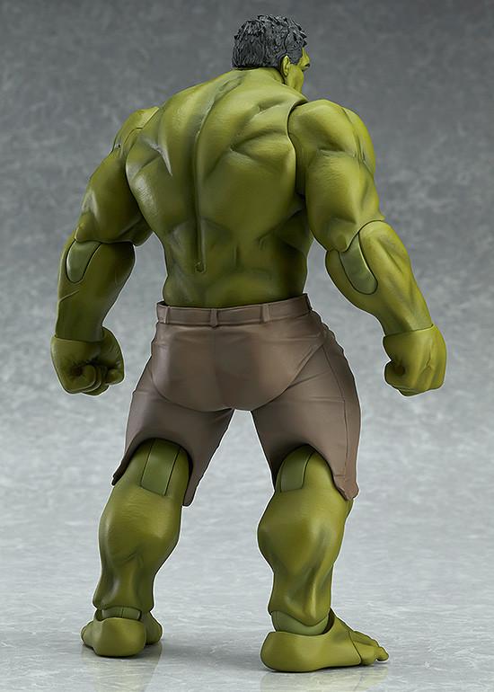 Figma Marvel Hulk VERSIONE JAPAN
