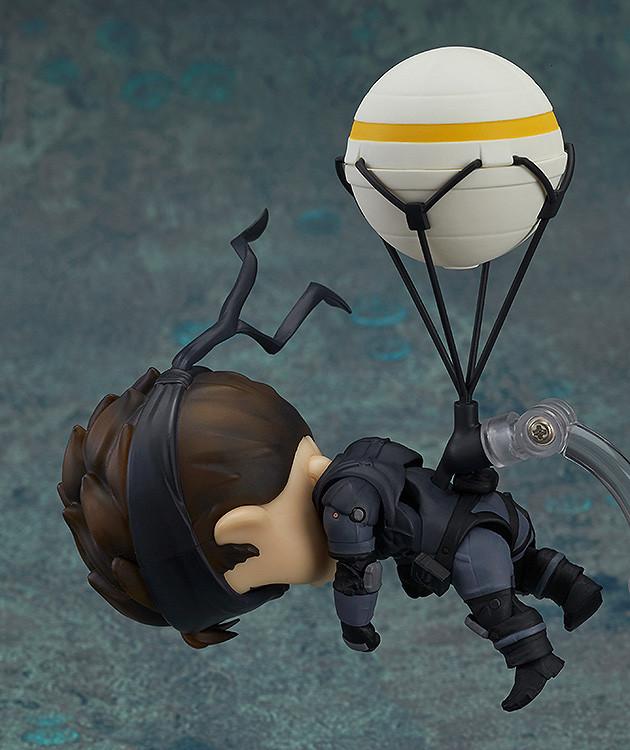 Nendoroid Venom Snake Sneaking Suit Vers The Phantom Pain 565 MGS V