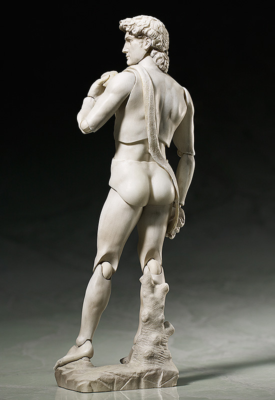 Figma The Table Museum Davide di Michelangelo Poseable Figure