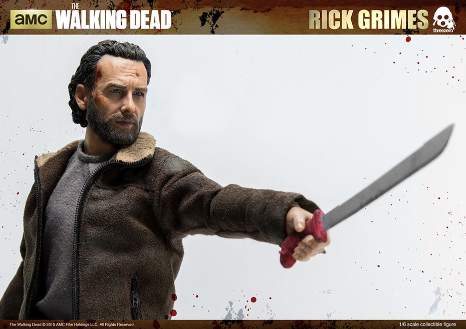 Rick Grimes(リック・グライムズ)