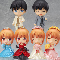 Nendoroid More: Dress Up Wedding