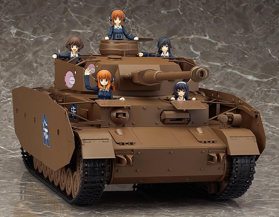 Figma Vehicles Panzer Iv Ausf H Quot D Spec Quot