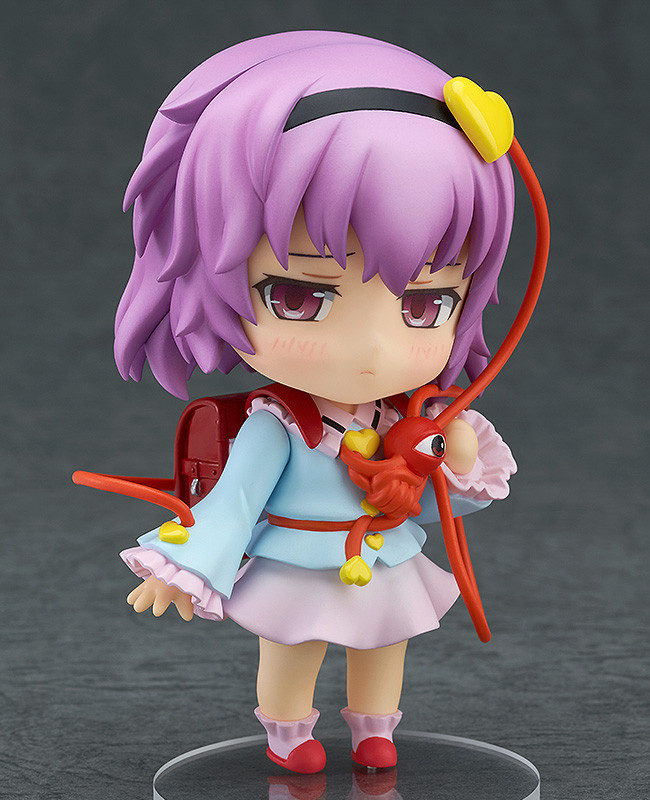 How Much Is Tax In Bc >> Nendoroid Satori Komeiji