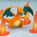 Charizard with Blast Burn Effect Parts!