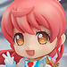 Nendoroid Co-de: Mikan Shiratama - Silky Heart Cyalume Co-de