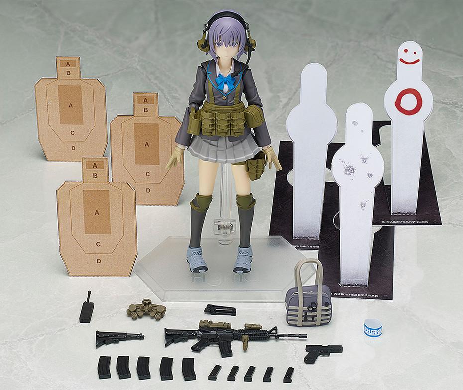 Little Armory TOMYTEC figma Miyo Asato