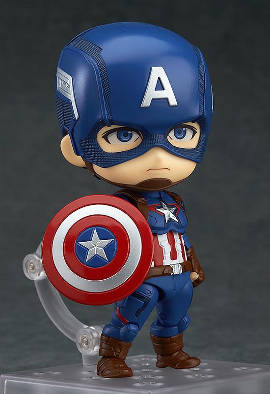 Nendoroid Captain America: Hero's Edition