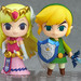 Displayed with Nendoroid Link: The Wind Waker ver.! (sold separately)