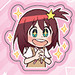 Space Patrol Luluco Kawaii Stickers