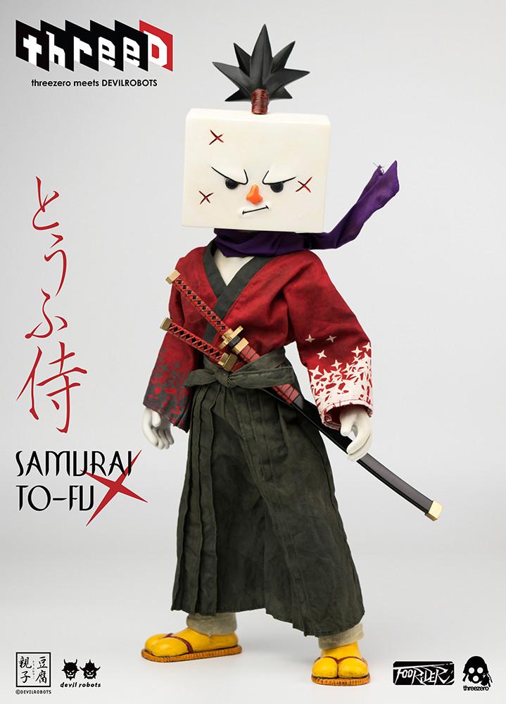 Samurai TO-FU(とうふ侍)