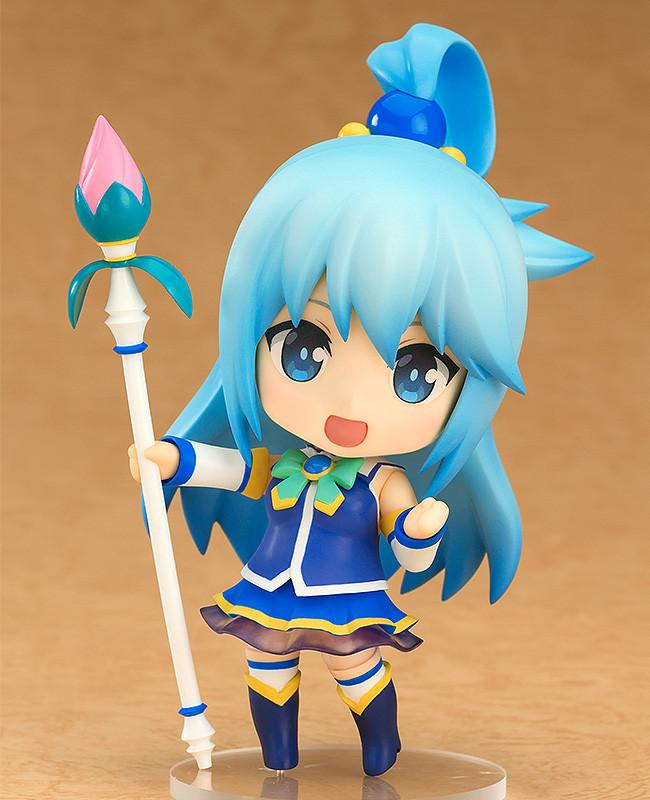 630 Action Figure In STOCK Nendoroid Aqua KONO SUBARASHII SEKAI NI SYUKUFUKU WO