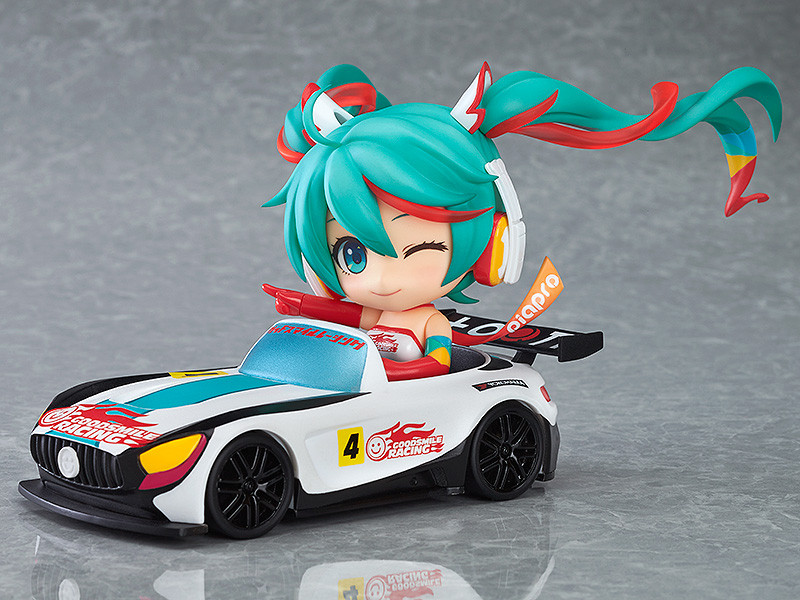 What Does Abs Stand For In A Car >> Nendoroid Racing Miku 2016 Ver.