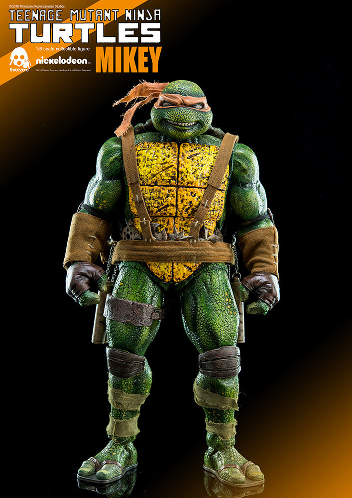 Kevin Eastman Tmnt Mikey