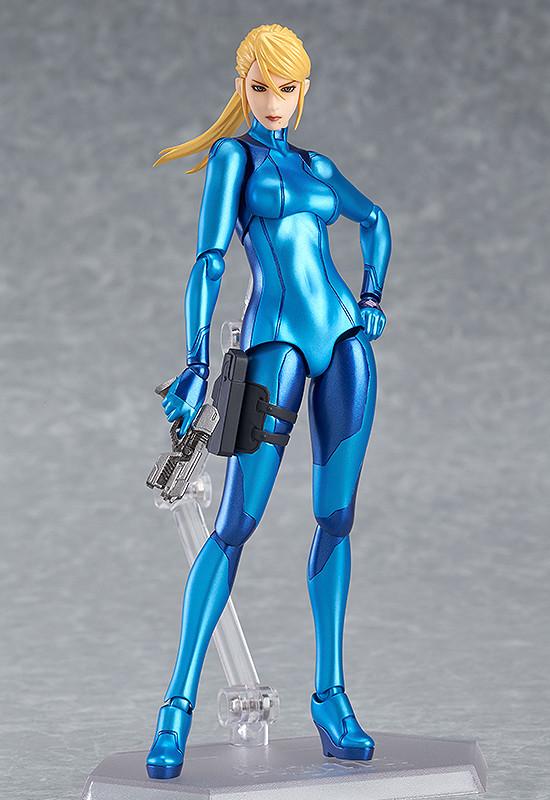 Other M Samus Arun Zero Suit PVC Figure JUN132074 Good Smile Metroid