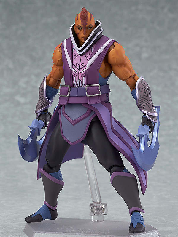 Good Smile Company Figma Anti-mage Action Figure DOTA 2 Valve WITH INGAME CODE