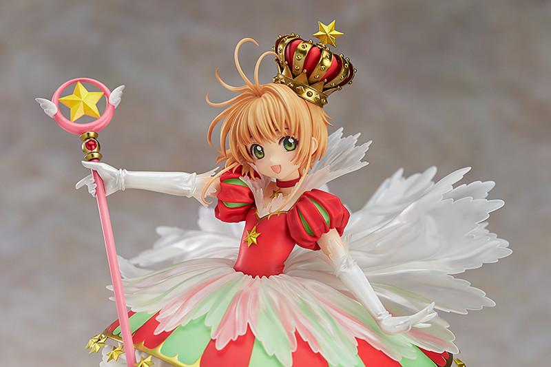 Card Captor Sakura Kinomoto Sakura Figure 1//7 Good Smile Company Blister