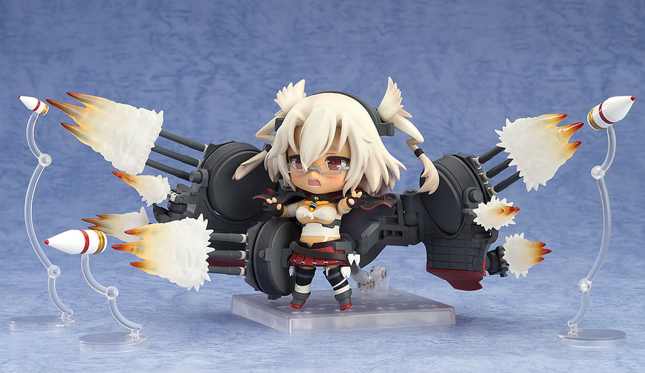 Nendoroid fleet collection Kancolle Musashi non-scale ABS/&PVC painted Figure