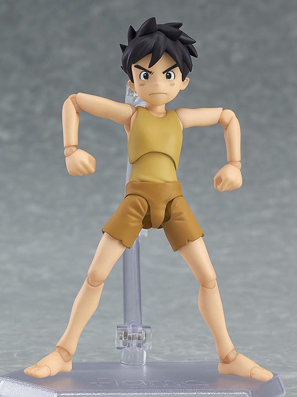 FROM JAPAN figma 315 Conan Future Boy Conan Max Factory