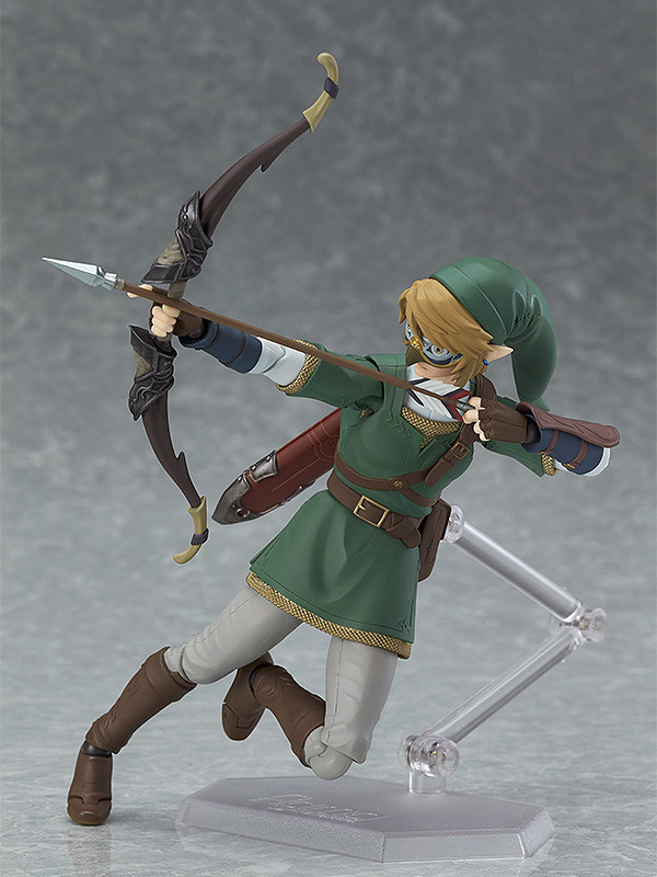 Figma 320 The Legend of Zelda LINK Twilight Princess Ver DX Edition Figure inbox