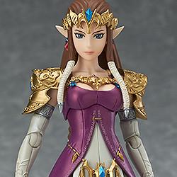 Figma Zelda Twilight Princess Ver