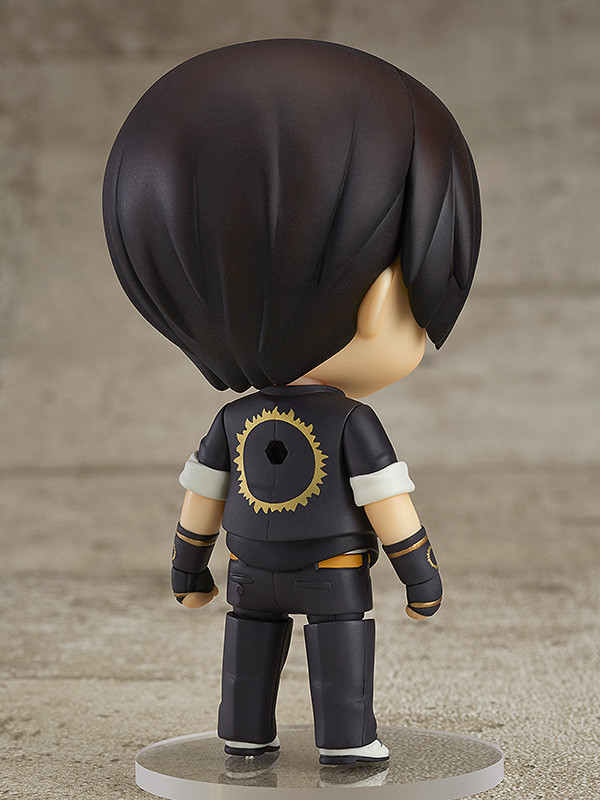 PVC Action Figure Toy Details about  /King of Fighters Nendoroid #684 Kyo Kusanagi Classic Ver