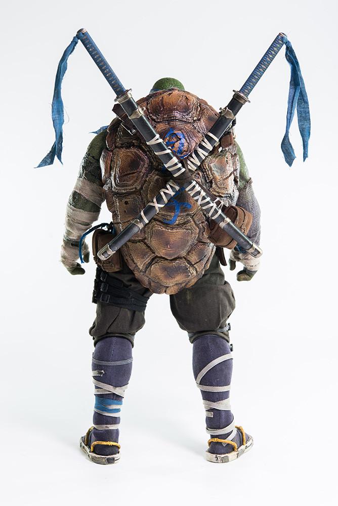 Teenage Mutant Ninja Turtles Out Of The Shadows Leonardo