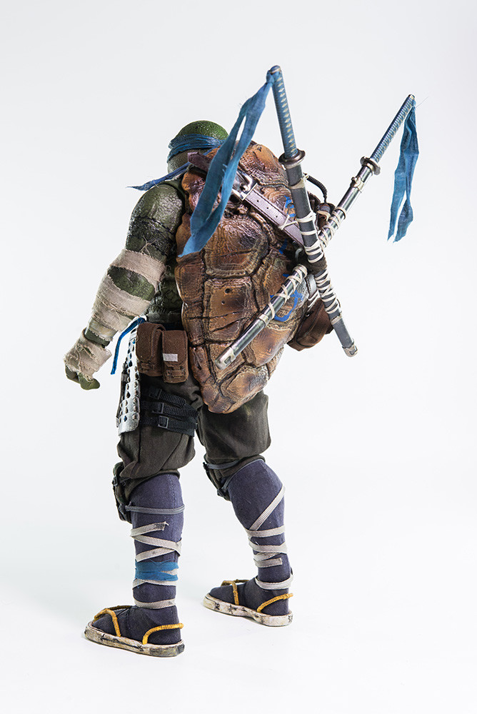 Teenage Mutant Ninja Turtles Out Of The Shadows Leonardo