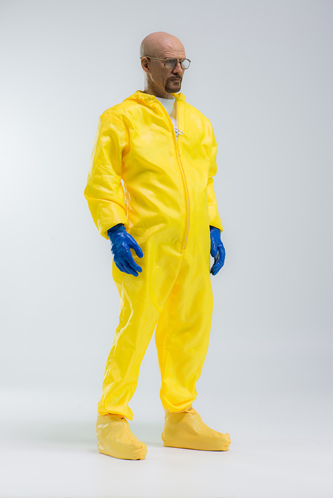 Heisenberg & Jesse Hazmat Suit Combo