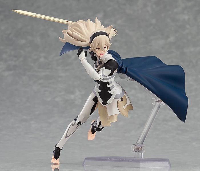 figma Fire Emblem Fates Corrin Kamui Female Action Figure