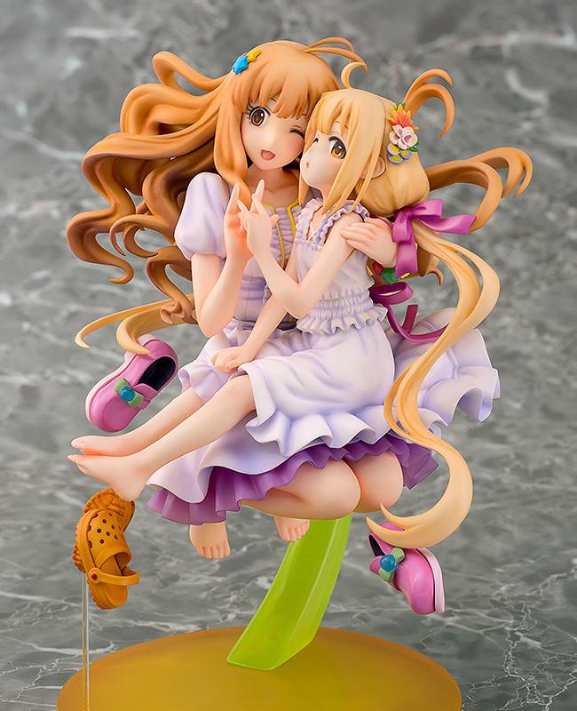 Anime THE IDOLM@STER Cinderella Girls Futaba Anzu Figure