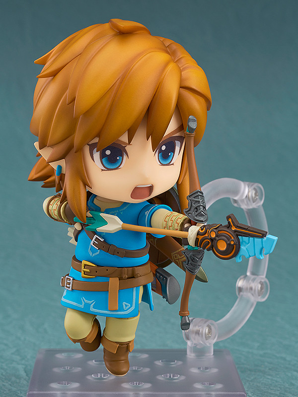 Nendoroid Link 733-DX Breath Wild Ver DX Edition Action Figure Model Toys Gift