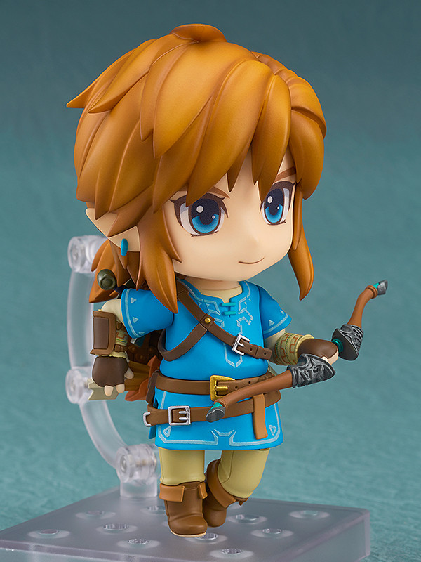 Nendoroid Link: Breath of the Wild Ver  DX Edition