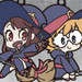 Little Witch Academia Collectible Rubber Straps