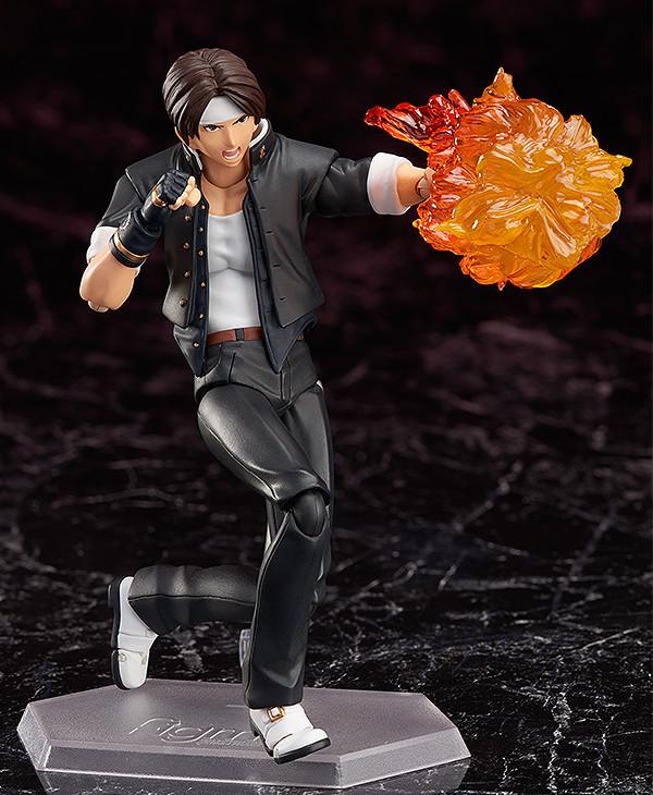 Figma SP-094 The King Of Fighters Kyo Kusanagi PVC Figure Model 15CM