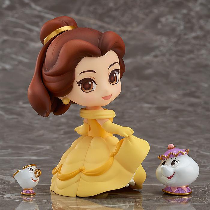 Juguetes Good Smile Disney Beauty And The Beast Belle Nendoroid Figure Bella Nendoroid Muñecas Modelo