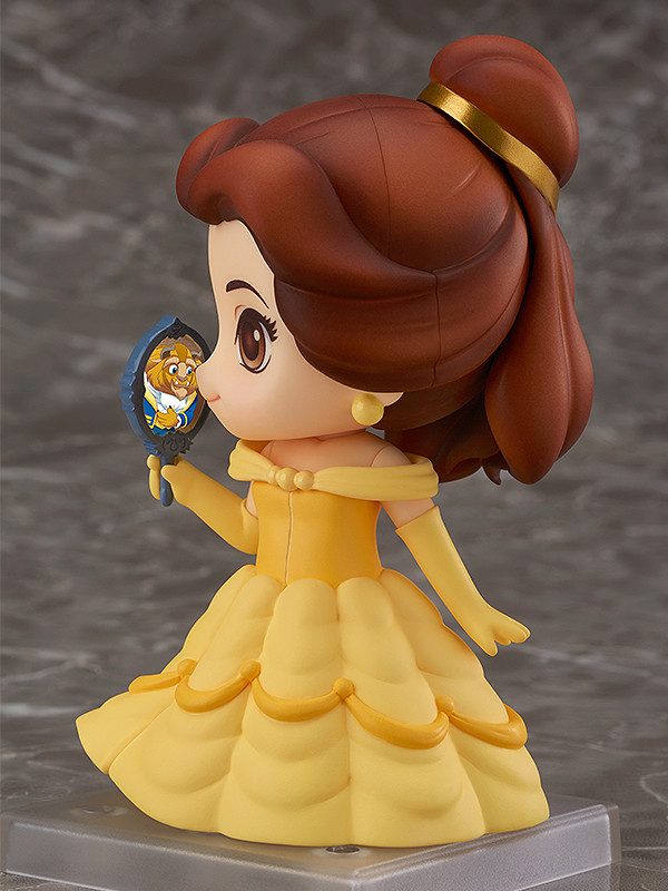 Bella Nendoroid Muñecas Modelo Blythe Good Smile Disney Beauty And The Beast Belle Nendoroid Figure