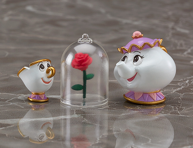 Good Smile Disney Beauty And The Beast Belle Nendoroid Figure Bella Nendoroid Muñecas Modelo Juguetes