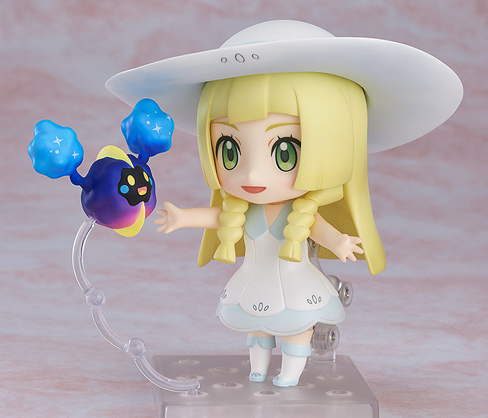 Good Smile Company Nendoroid 780 Pokemon Lillie Figure from Japan