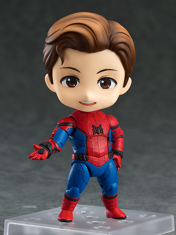 Bring Your Own Parts >> Nendoroid Spider-Man: Homecoming Edition